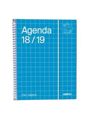 Agenda espiral bachillerato Universal Additio