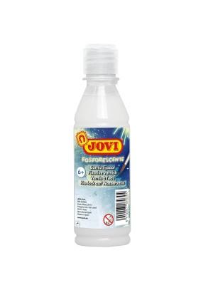 Botella de barniz fosforescente Jovi 250ml