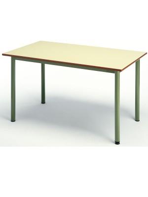 Mesa polivalente 140x80 cm alto 75 cm