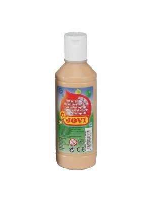 Botella tempera liquida Jovi 500ml carne