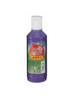 Botella tempera liquida Jovi 500ml violeta