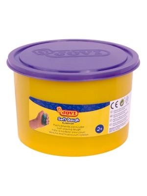 Bote de pasta blanda para modelar Soft dough Blandiver de 460g. violeta
