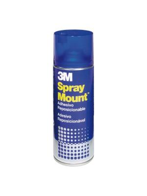 Adhesivo reposicionable en aerosol 3M Spray Mount