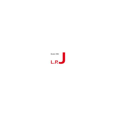Cartucho de etiquetas autoadhesivas de plástico Leitz Icon 12mm. Rojo