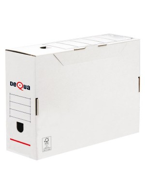 Caja archivo definitivo Dequa Automontable Folio Pack 10u.