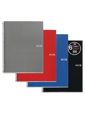 Cuaderno Note Book 6M® 90 gr A4
