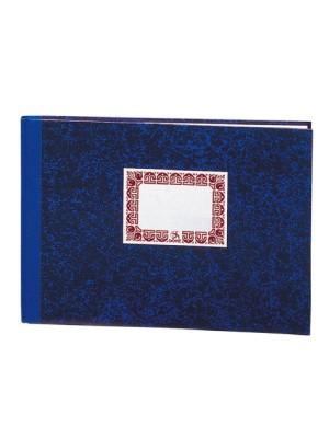 Cuaderno cartóne Dohe  Rayado horizontal Folio apaisado