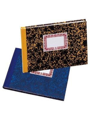 Cuaderno cartoné Dohe Rayado horizontal 4º apaisado