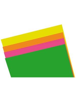 Cartulina fluorescente Canson 50 x 65 cm. color amarillo fluo