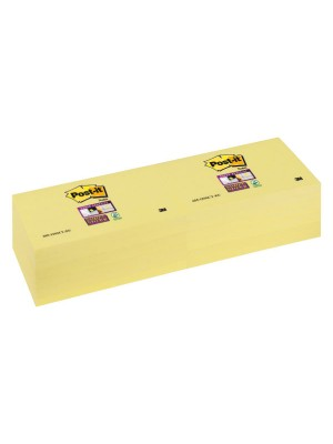 Notas autoadhesivas Post-it Super Sticky 47,6 x 47,6 mm