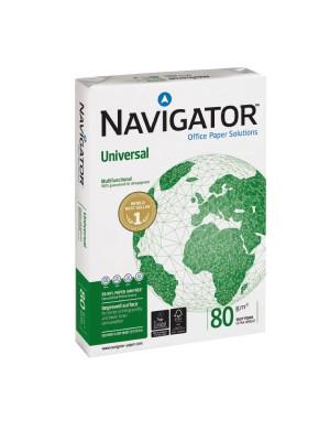 Paquete 500h papel Navigator 80gr A4