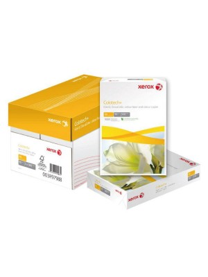 Paquete 250h papel Xerox Colotech+ 160gr A3