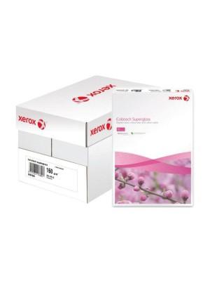 Paquete 250h. papel Xerox Premium Colotech Supergloss para impresión digital 160g. A4