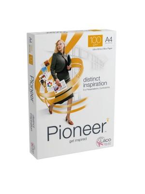 Paquete 250h papel multioficina Pionner 100gr A4
