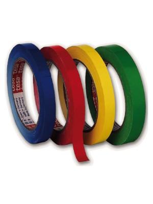 Cinta de embalaje PVC Rojo