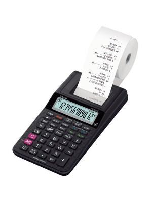 Calculadora impresora Casio HR-8RCE 12 dígitos