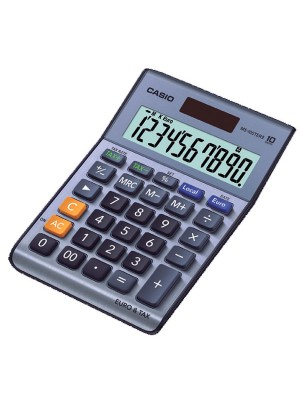 Calculadora de sobremesa Casio MS100TERII 10 dígitos