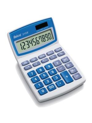 Calculadora de sobremesa Ibico 210x 10 dígitos
