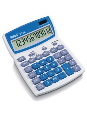 Calculadora de sobremesa Ibico 212x 12 dígitos