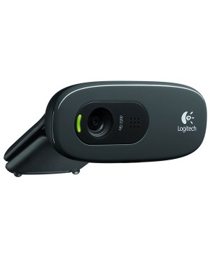 Cámara Webcam Logitech C270 3MP