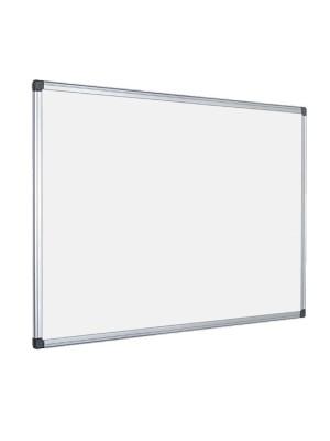 Pizarra blanca Rocada. Superficie vitrificada magnética 60x90cm.