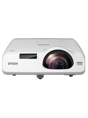 Proyector Epson interactivo de corta distancia EB-536Wi