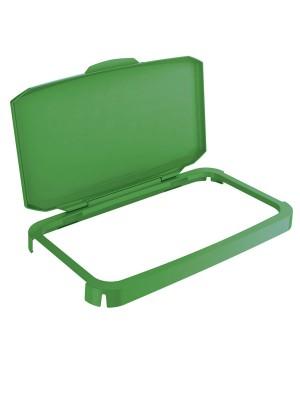 Tapa para contenedor Durabin 60l. Verde