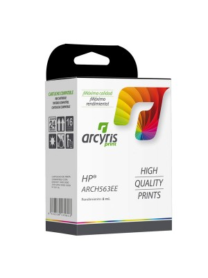 Cartucho Ink-jet Arcyris alternativo HP CN054AE 933XL Cyan
