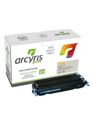 Tóner Láser Arcyris alternativo HP Q7581A Cyan